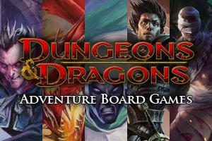 D D Adventure Board Games Kelsam Tabletop
